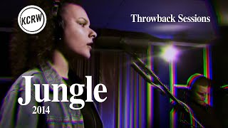 Jungle - Full Performance - Live on KCRW, 2014