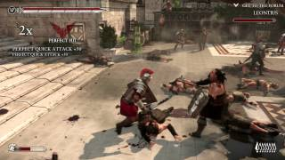 Ryse: Son of Rome  1080p/60fps test