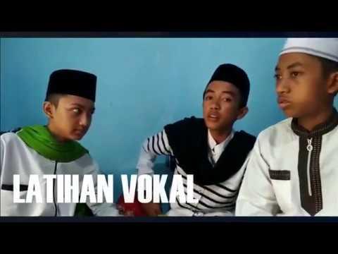 Latihan Vokal 3A (Aban, Ahkam, Azmi)