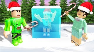 THEY TURNED AGAINST ME! (Roblox) W/Jelly & Leah