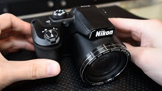 Nikon COOLPIX B500 Hands-On and Opinion