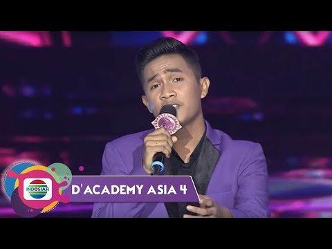 DA Asia 4: Ridwan, Indonesia - Sejuta Luka | Top 30 Group 3 Konser Show