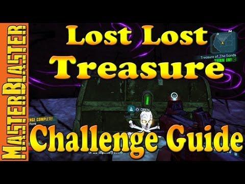 Borderlands  Leviathan Lost Lost Treasure Room