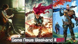 Игровые Новости — Darksiders 3, The Last of Us 2, Sekiro Shadows Die Twice, DMC 5, The Cycle, GTFO