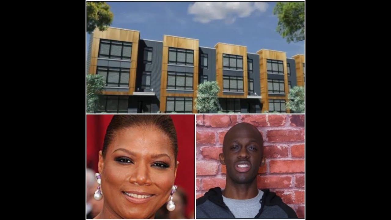 Queen Latifah invests millions in affordable housing in New Jersey hometown