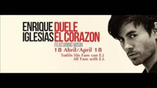 Gambar cover Duele El Corazón #2 Enrique Iglesias Feat Wisin