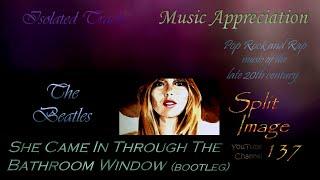 The Beatles - She Came In Through The Bathroom Window (bootleg)