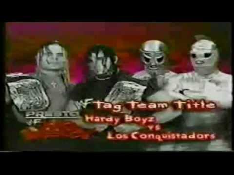 WWF No Mercy 2000 Matchcard.mp4