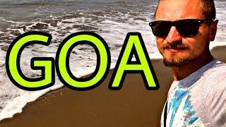#3 ГОА ♥  ІНДІЯ. GOA - INDIA. Хостел, байк, пляжі Північного ГОА - Вагатор, Арамболь #1