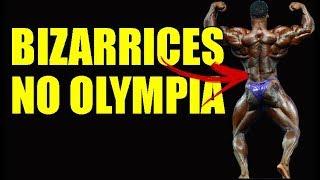 AS MAIORES BIZARRICES DO MR OLYMPIA 2018