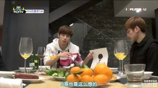 [ENG SUB] VIXX One Fine Day Ep 8 1/4