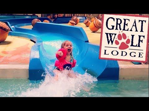 VLOG Episode 119: GREAT WOLF LODGE Cincinnati | INDOOR WATER PARK | MASON OHIO