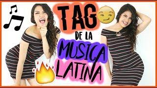 TAG DE LA MUSICA LATINA!! 💃🏽