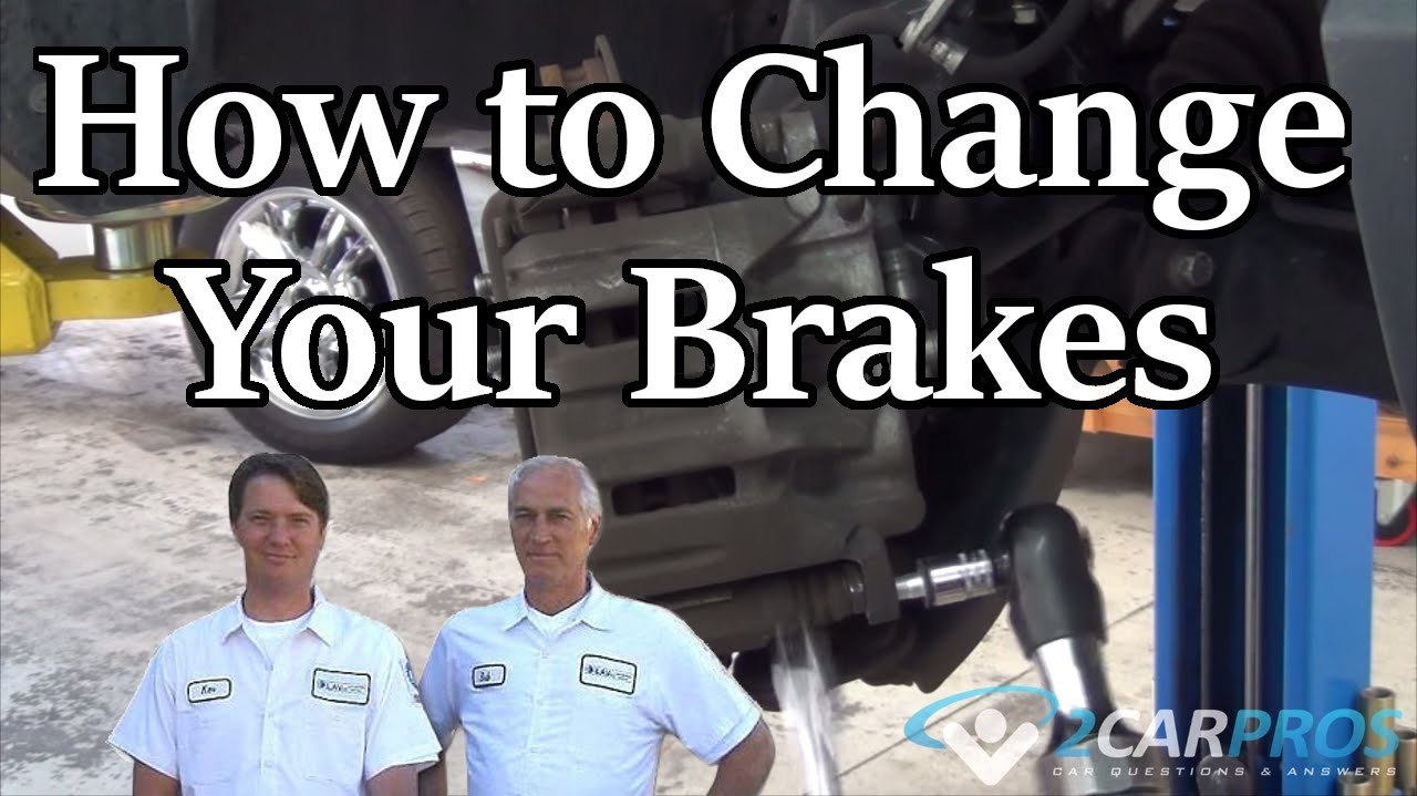 Front Brake Pads And Rotor Replacement Honda Cr V 2007 2011 Youtube 2carproscom Questions Chevroletimpala2006chevyimpalabeltdiagram