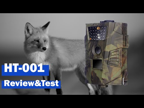 Outlife HT-001 [20$] 💵💵 Hunting Spy Trail Camera 940nm Wild Camera Aliexpress 🎥