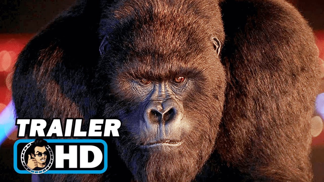 Download MIGHTY JOE YOUNG Trailer + Clip (1998) Charlize Theron, Adventure Movie