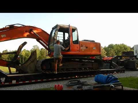 I Bought Myself A Hitachi Excavator