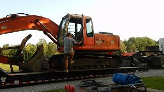 I Bought Myself A Hitachi Excavator