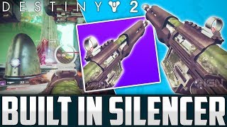 Destiny 2: Epic Auto Rifle With Silencer Gameplay! - With Kinda Review?!