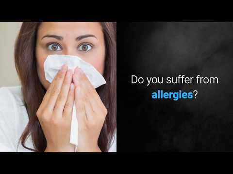DIY Essential Oil Roller Blend for Allergies