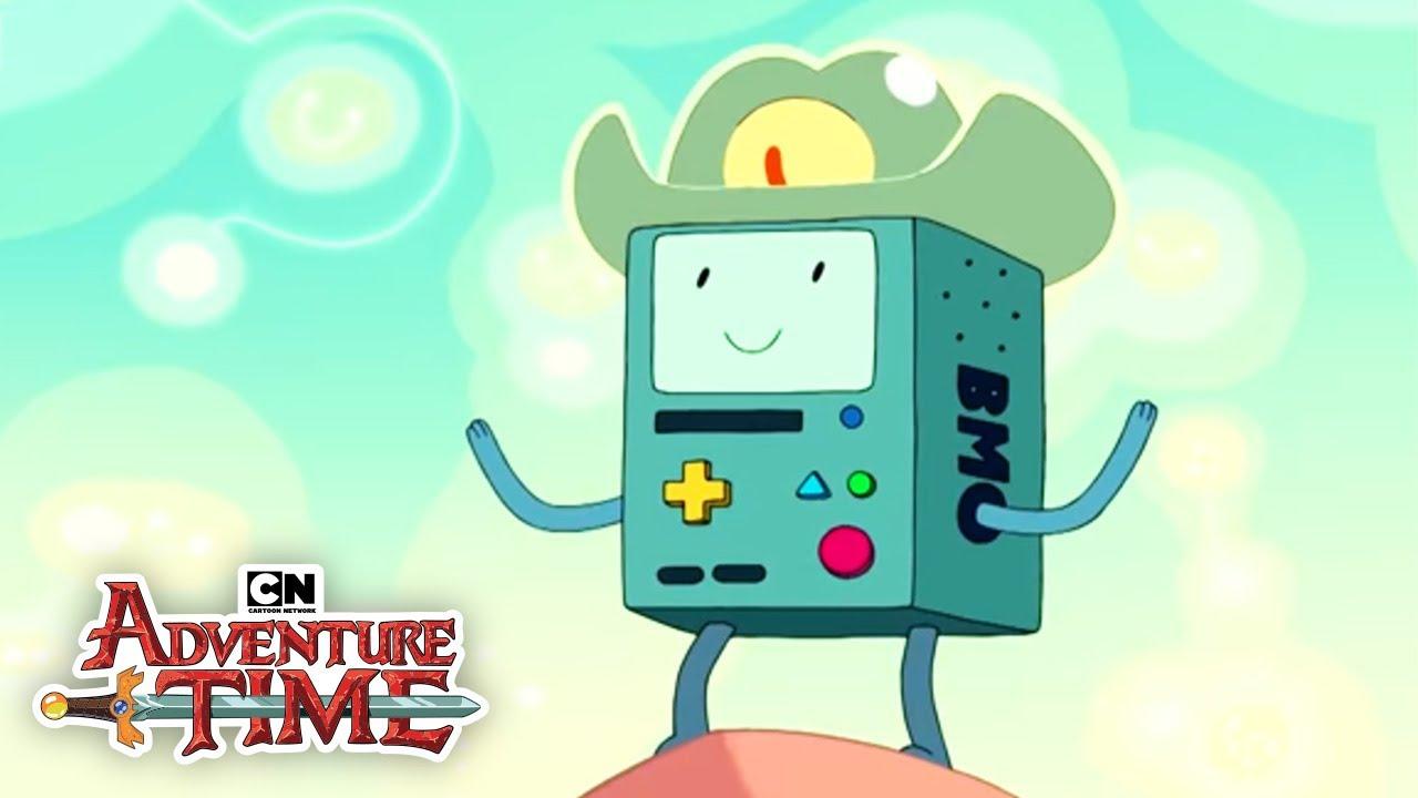 BMO Full Trailer | Adventure Time: Distant Lands