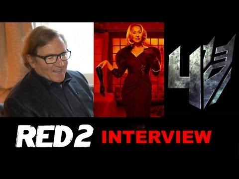 Red 2, Transformers 4 - Lorenzo di Bonaventura Interview : Beyond The Trailer