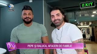 Teo Show (11.11.2019) - Pepe si Raluca, afaceri in familie! Ce recomandari au?