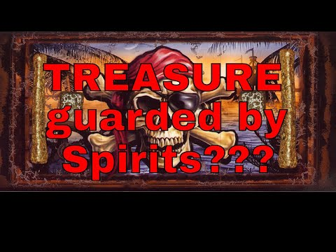 Treasure Stories and ghosts that guard them