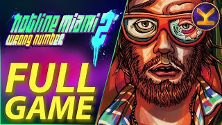 Hotline Miami 2: Wrong Number - Complete Walkthrough