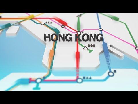 MiniMetro #2 (NY, Hong Kong)