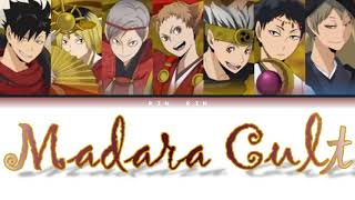 Download lagu [Haikyuu!!] Nekoma & Fukurodani - Madara Cult Lyrics color-coded (JPN_ROM_ENG)