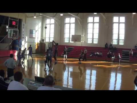 Combine Academy White at #2 Fork Union Military Academy - Highlights