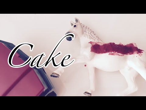 Schleich music video Cake