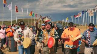 AN ANTHEM FOR STANDING ROCK: Water to Fire - Aliza Hava