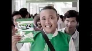 Iklan Permen Mintz - Sule