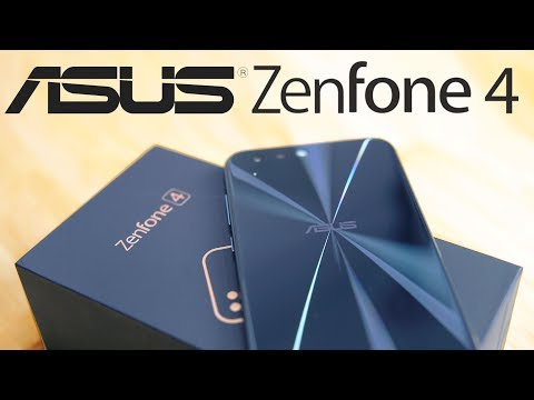 """Asus Zenfone 4 (Dual Camera 