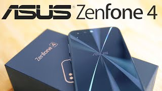 "Asus Zenfone 4 (Dual Camera | Snapdragon 630 | 5.5"" FHD) - Unboxing & Hands On!"