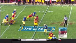 Football: USC 40, UCLA 21 - Highlights (11/28/15)