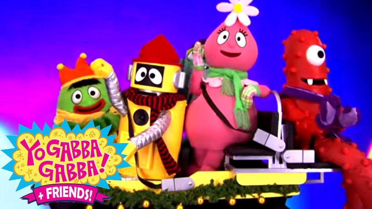 Christmas Special.Yo Gabba Gabba 403 Christmas Special Full Episodes Hd Season 4