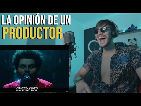 Reaccion a The Weeknd - Save Your Tears (Official Music Video) | La Opinion de un Productor