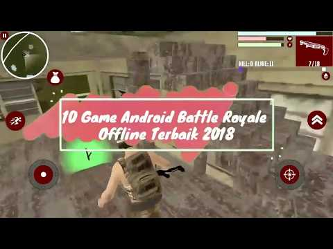 game battle royale offline android