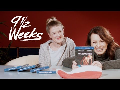 9 1/2 Wochen - Blu-ray unboxing mit Peggy Pollow