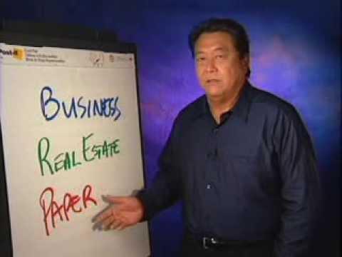 Robert Kiyosaki - Paper Assets