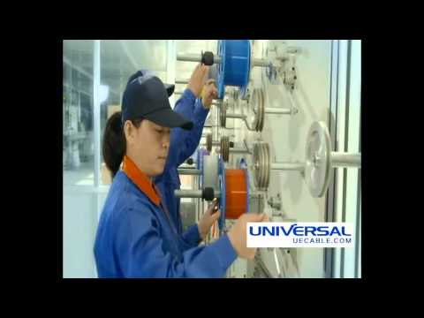 Universal cable ltd Communication cables facility