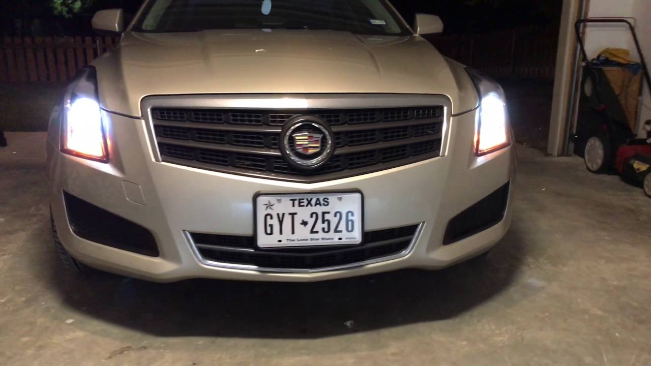 Custom Cadillac ATS update - YouTube