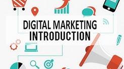 Introduction to Digital Marketing 2019   Types of Digital Marketing   SEO Tutorial