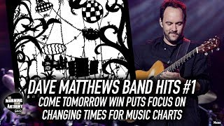 Dave Matthews Band New Album Hits #1