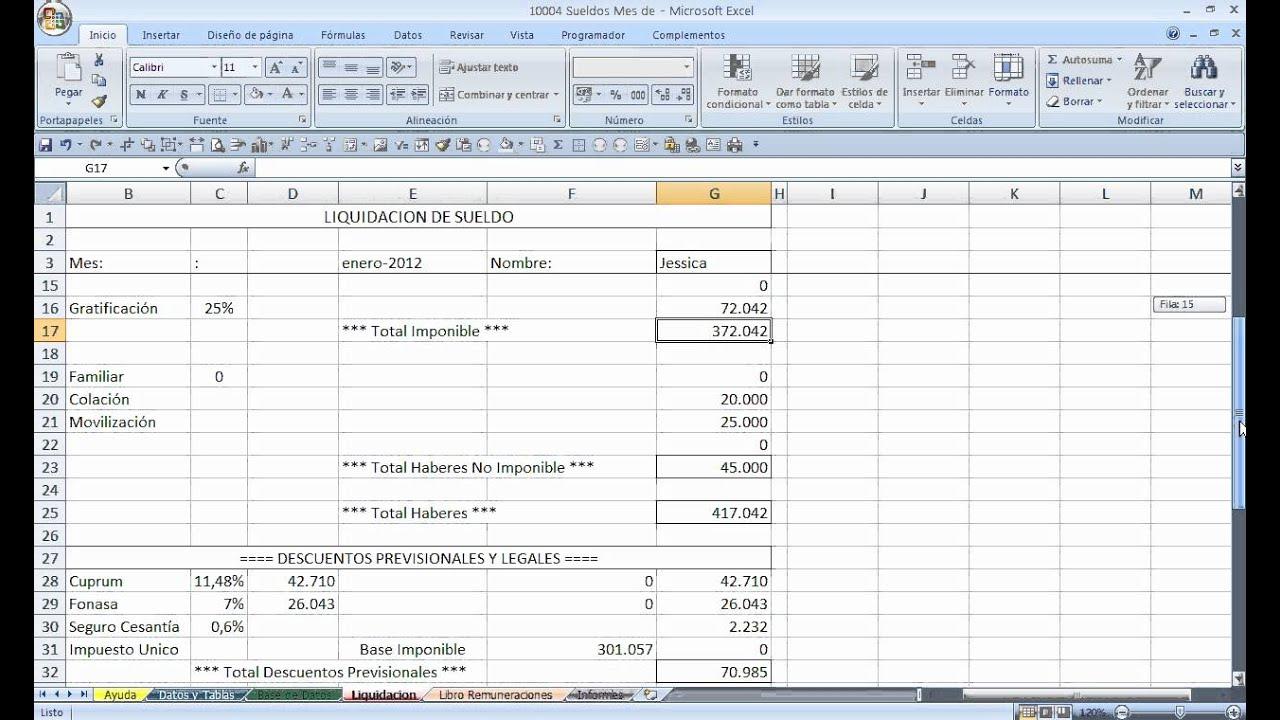clculo anual de isr 2015 en excel clculo anual de isr 2015