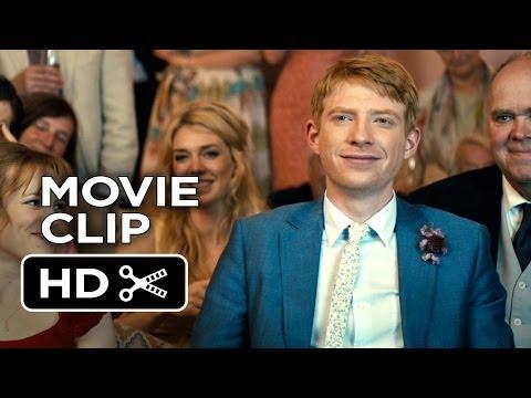 About Time Movie CLIP - Best Man Speech  - Bill Nighy Movie