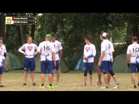 2018 Windmill - Freezzz Beezzz vs KFUM...